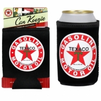 Texaco Beer Can Sleeve Koozie